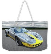Power And Performance - Ford Gt40 Weekender Tote Bag