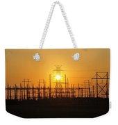 Power Weekender Tote Bag by David Lee Thompson