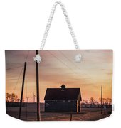 Power Farm Weekender Tote Bag