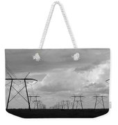 Power In The Sky Weekender Tote Bag