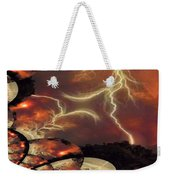 Power Punch Weekender Tote Bag