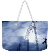 Power Surge Weekender Tote Bag