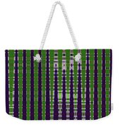Power Tower And Agave Abstract Weekender Tote Bag
