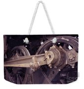 Power Train Weekender Tote Bag