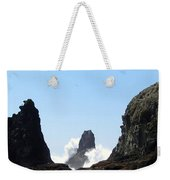 Powerful Sea Weekender Tote Bag