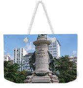 Praca Paris In Rio De Janeiro Weekender Tote Bag