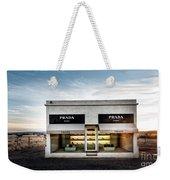 Prada Marfa Weekender Tote Bag