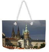 Prague Castle Complex Weekender Tote Bag
