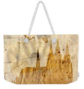 Prague Castle Weekender Tote Bag