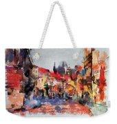 Prague Collection -1 Weekender Tote Bag