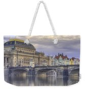 Prague, Czech Republic Weekender Tote Bag