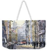 Prague Vodickova Str Weekender Tote Bag