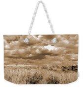 Prairie And Sky Weekender Tote Bag