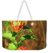 Prairie Flowers Weekender Tote Bag
