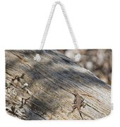 Prairie Lizard _ 1a Weekender Tote Bag