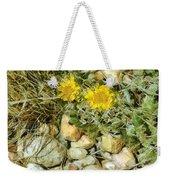 Prairie Rock Garden Weekender Tote Bag