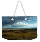 Prairie Storm Weekender Tote Bag