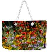Prairie Wildflowers 2 Weekender Tote Bag