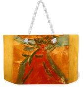 Praise God - Tile Weekender Tote Bag