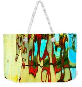 Prancing For Toulouse Weekender Tote Bag