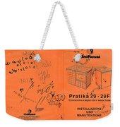 Pratika 29 - 29f Weekender Tote Bag