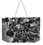 Pratt And Whitney  Engine Aeronautics Weekender Tote Bag