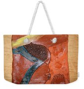 Prayer 17 - Tile Weekender Tote Bag