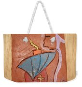 Prayer 25 - Tile Weekender Tote Bag