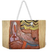 Prayer 26 - Tile Weekender Tote Bag