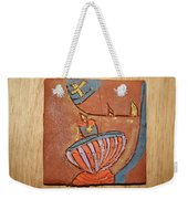 Prayer 29 - Tile Weekender Tote Bag