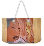 Prayer 33 - Tile Weekender Tote Bag