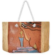 Prayer 34 - Tile Weekender Tote Bag