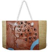 Prayer 35   - Tile Weekender Tote Bag
