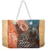 Prayer 7 - Tile Weekender Tote Bag