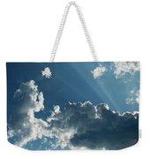 Prayer Cloud Weekender Tote Bag