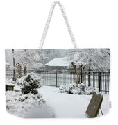 Prayer Garden4 Weekender Tote Bag
