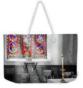Prayers And Hope Weekender Tote Bag