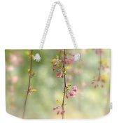 Pre Blossoms Weekender Tote Bag