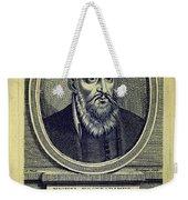 Predictions Of Nostradamus 4 Weekender Tote Bag