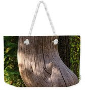 Pregnant Tree Weekender Tote Bag