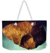 Prehistoric Flint Blade Weekender Tote Bag