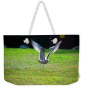 Prepare For Landing Weekender Tote Bag