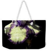 Presby's Crown Jewel Iris  Weekender Tote Bag