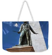 Prescott Statue On Bunker Hill Weekender Tote Bag