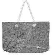 Preserved In Stone Weekender Tote Bag
