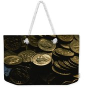 President Franklin Roosevelts Profile Weekender Tote Bag