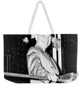 President Harry Truman Weekender Tote Bag