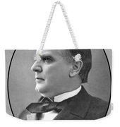 President Mckinley Weekender Tote Bag
