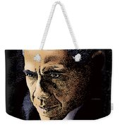 President Obama Weekender Tote Bag