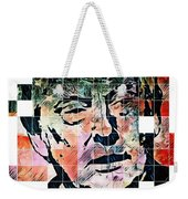 President Of The United States Donald Trump Weekender Tote Bag